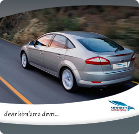 Bodrum Marina Car Rental