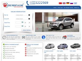 Ediz Rent A Car Bodrum
